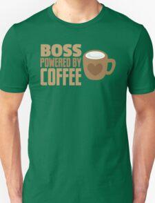 BOSS powered by Coffee Unisex T-Shirt