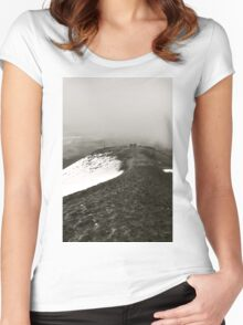 Looking Back on Cotopaxi Women's Fitted Scoop T-Shirt