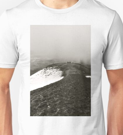 Looking Back on Cotopaxi Unisex T-Shirt