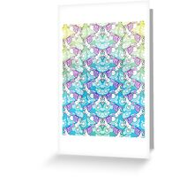 Angel Unicorn Up In the Sky Greeting Card