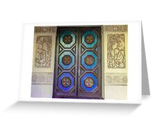 Uncommon Designs Greeting Card