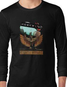Hawkwind egypt Long Sleeve T-Shirt