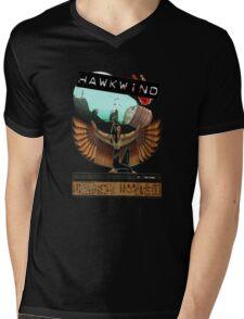 Hawkwind egypt Mens V-Neck T-Shirt