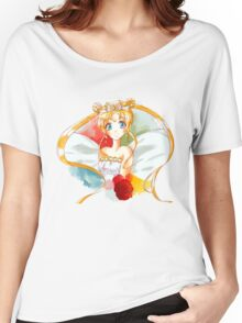 sailor moon Women's Relaxed Fit T-Shirt