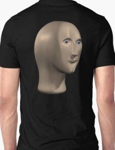 meme man on back T-Shirt