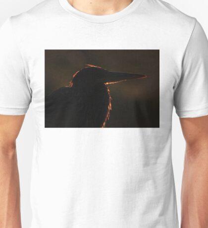 Blue Light - Great Blue Heron T-Shirt