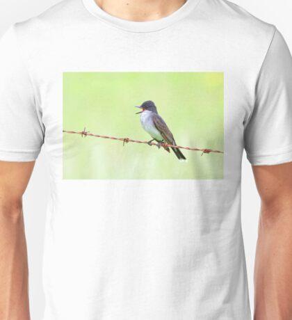 Eastern Kingbird Unisex T-Shirt