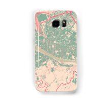 Firenze Map (Springtime) Samsung Galaxy Case/Skin