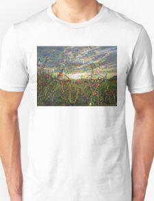 DeepDream Pictures, Landscapes (Traumgeschoepfe) Unisex T-Shirt