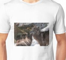 Black Wolves Unisex T-Shirt