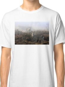 The rut is on! - White-tailed Buck and doe Classic T-Shirt