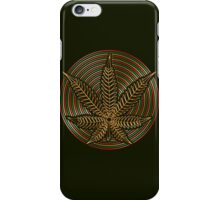 Cannabis Gold iPhone Case/Skin