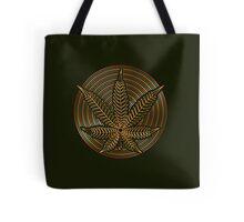 Cannabis Gold Tote Bag