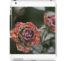 Furry Roses iPad Case/Skin