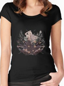 Mirajane Strauss Women's Fitted Scoop T-Shirt