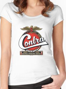 Contra Beer Women's Fitted Scoop T-Shirt