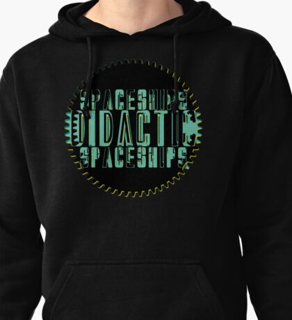 Didactic Horology  Pullover Hoodie