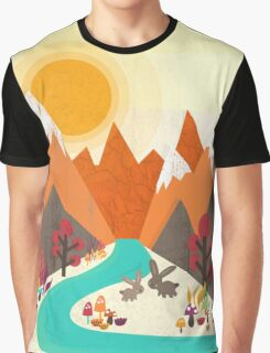 April Graphic T-Shirt