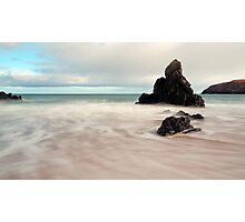 Long exposure on Sango Bay Photographic Print