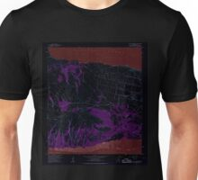 USGS TOPO Map Hawaii HI Molokai Airport 349598 1968 24000 Inverted Unisex T-Shirt