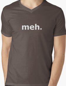 meh. Mens V-Neck T-Shirt
