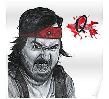 Brian 'Q' Quinn Poster