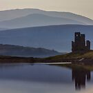 Ardvreck Castle and Loch Assynt by derekbeattie