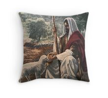 Sheperd Of My Valley Throw Pillow