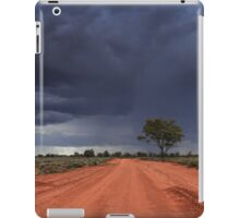 The Red Continent.... iPad Case/Skin