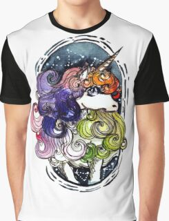 Unicorn Graphic T-Shirt