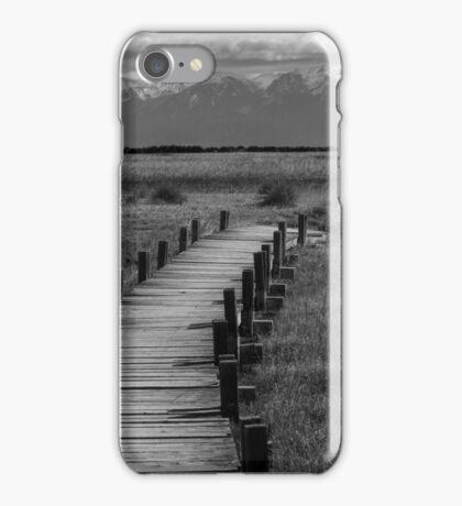 Boardwalk - San Luis Valley iPhone Case/Skin