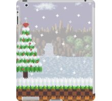 Green Hill Christmas iPad Case/Skin