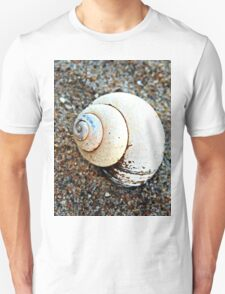Solitary Shell Unisex T-Shirt