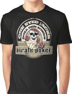 pirate poker Graphic T-Shirt