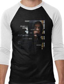Elliot Alderson - Mr Robot Men's Baseball ¾ T-Shirt