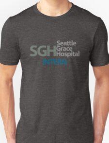 Seattle Grace Hospital Intern – Mercy West, Grey's Anatomy T-Shirt
