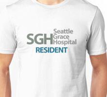 Seattle Grace Hospital Resident – Mercy West, Grey's Anatomy Unisex T-Shirt