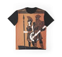 Father and Daughter Graphic T-Shirt