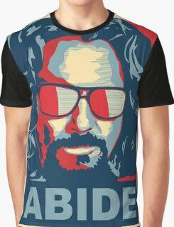 The Dude Abides (The Big Lebowski) Graphic T-Shirt