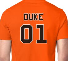 The General Lee Jersey – Dukes of Hazzard, 01 Unisex T-Shirt