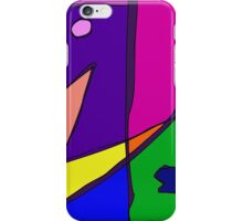 Stained Glass Simulation iPhone Case/Skin