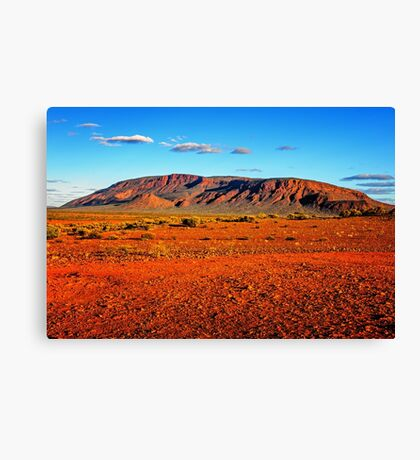 Mount Augustus Canvas Print