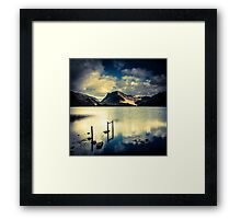 View over Buttermere Framed Print