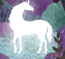 The Last Unicorn Sticker