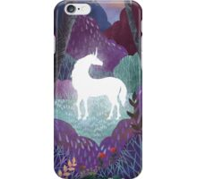 The Last Unicorn iPhone Case/Skin