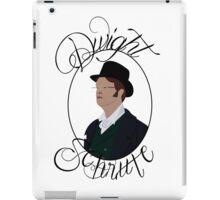 Dwight Schrute - Garden party. iPad Case/Skin