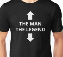 The Man The Legend Unisex T-Shirt