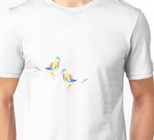 THOSE BIRDS Unisex T-Shirt