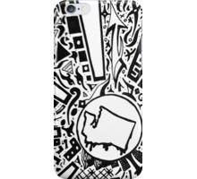 Washington Sun iPhone Case/Skin