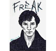 Freak Photographic Print